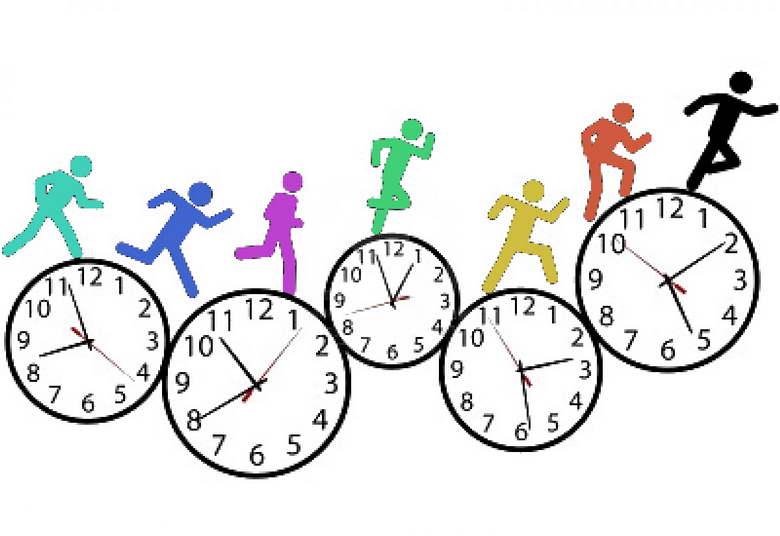 Disiplin Dalam Waktu