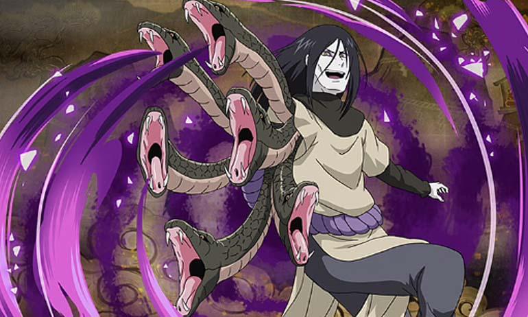 Gambar Orochimaro