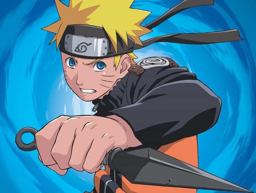 Gambar Naruto Waktu Muda Remaja