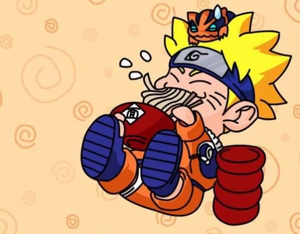 Gambar Naruto Bayi