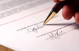 Contoh Surat Perjanjian Hutang