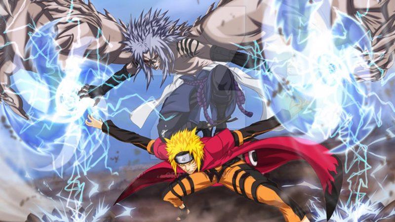 Gambar Gabungan Naruto Sasuke