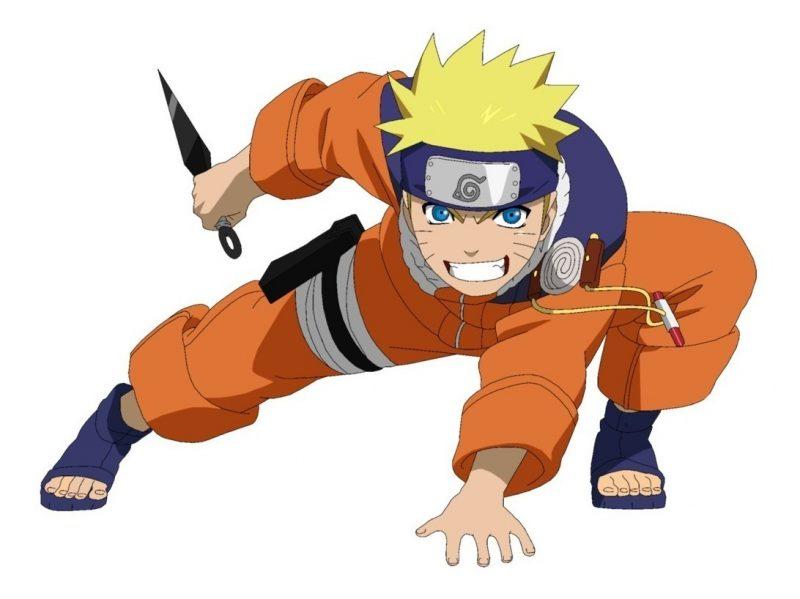 Gambar Kemiripan Naruto Dengan Ayahnya