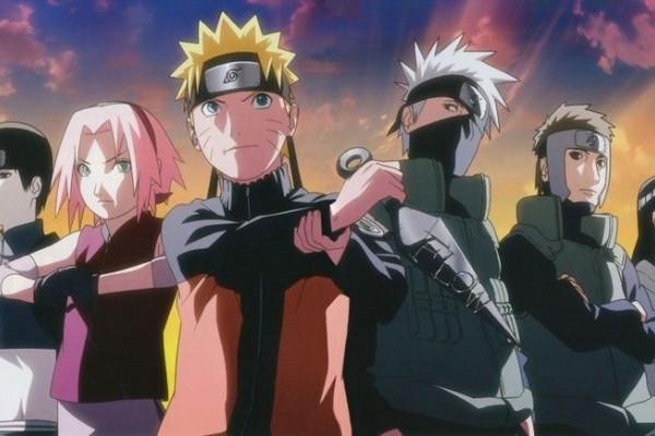 Kumpulan Gambar Naruto teman