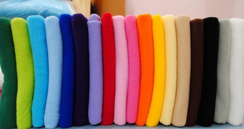 Karakteristik Bahan Fleece