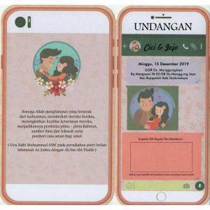 Undangan Nikahan Digital Kalimantan