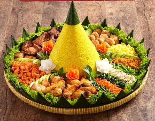 Cara Order Nasi/Sego Tumpeng S