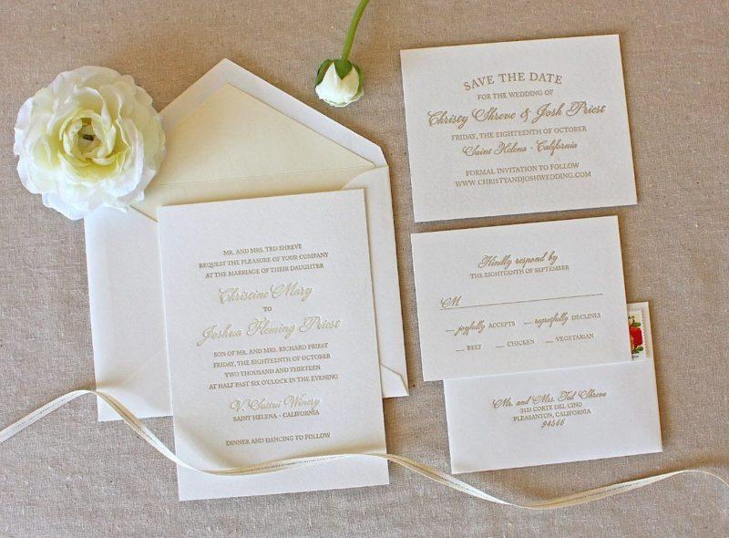 Jenis-Jenis Kertas untuk Undangan Pernikahan