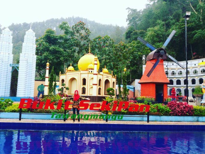 Bukit Sekipan Tawang Mangu